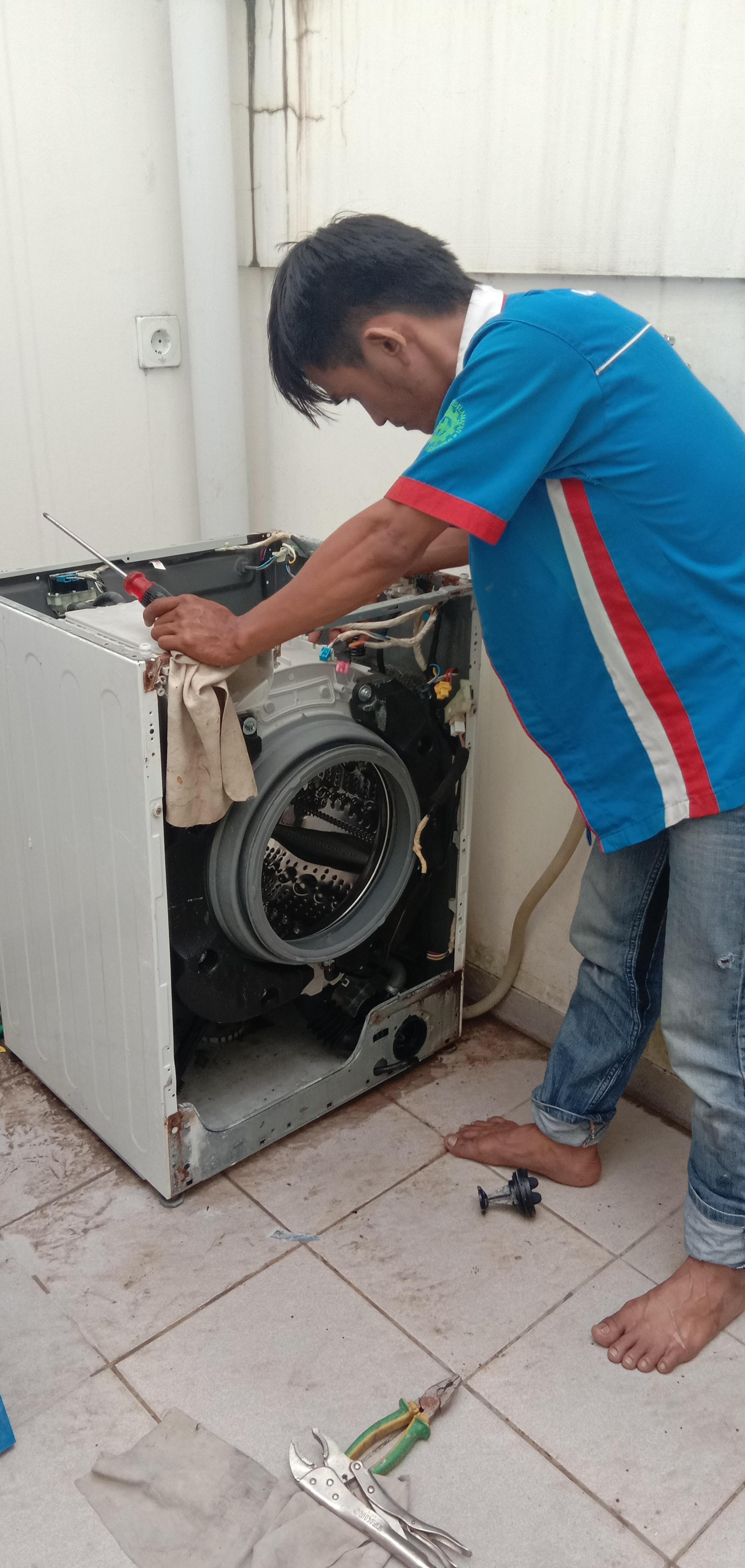 service mesin cuci ciputat