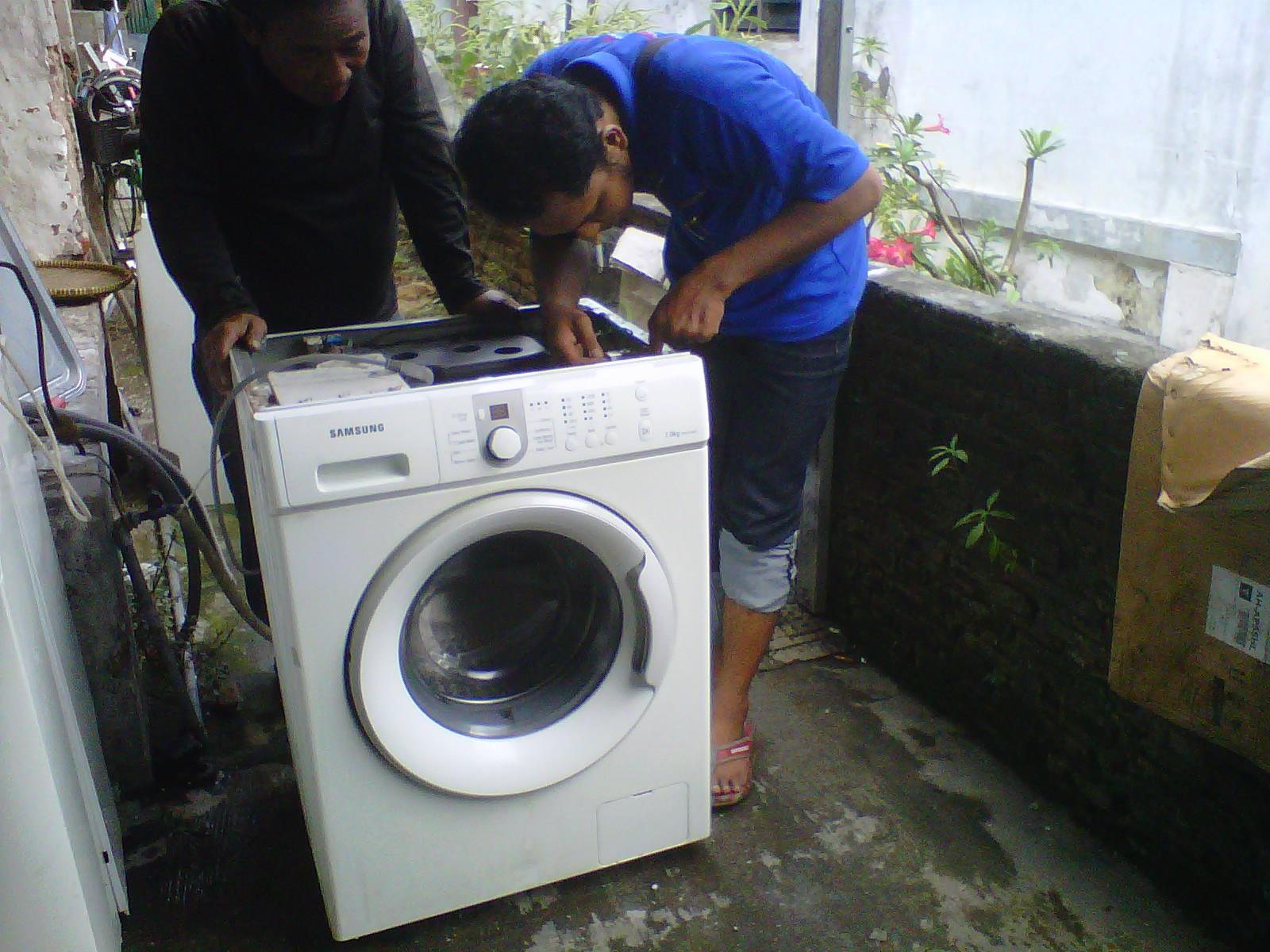 service mesin cuci bukaan depan gading serpong