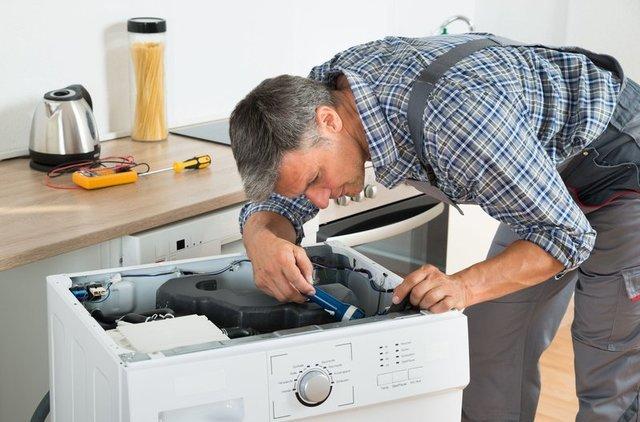 Service Mesin Cuci Ahlinya Front-L Top-L di Gading Serpong