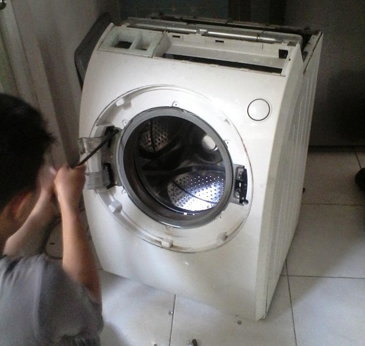 service mesin cuci pondok cabe