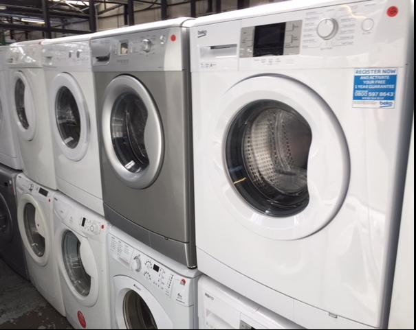 Perbaikan mesin cuci bintaro
