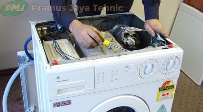 service mesin cuci bukaan depan pamulang Tlp 081290908833