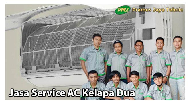 Service AC Kelapa Dua