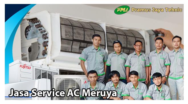 Jasa Service AC Meruya