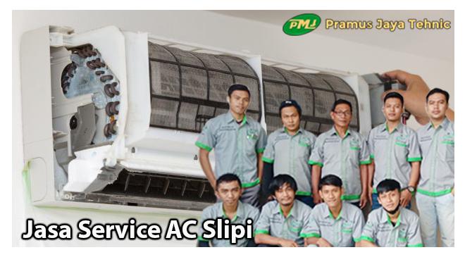 Jasa Service AC Slipi