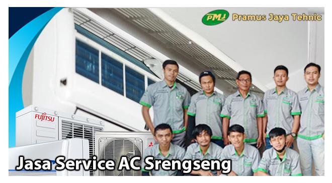 Jasa Service AC Srengseng
