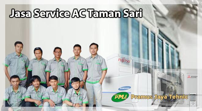 Jasa Service AC Taman SariMurah Bergaransi dan profesional