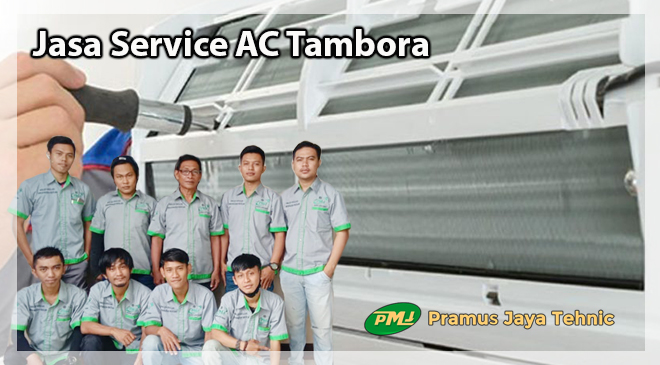 Jasa Service AC Tambora