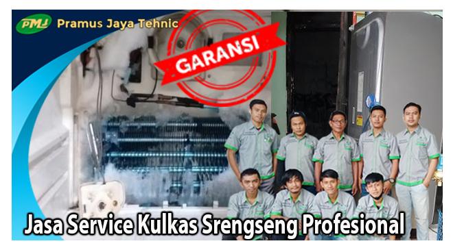 Jasa Service Kulkas Srengseng