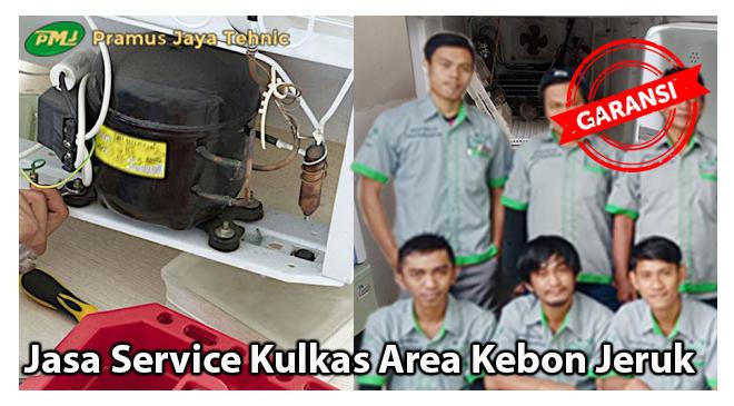 Service Kulkas Kebon Jeruk