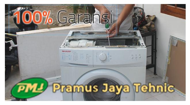 Service Mesin cuci Kelapa Dua